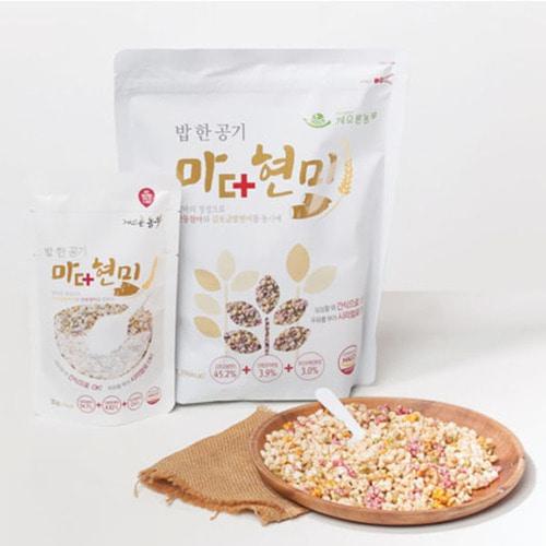 게으른농부 김포금쌀 마더현미 시리얼(350g)